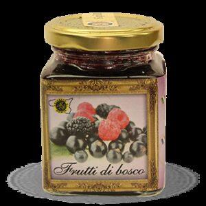 Fruttata di frutti di bosco