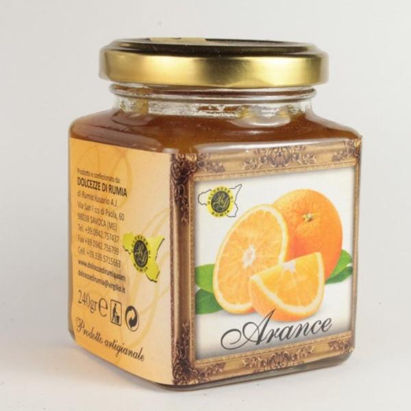 Fruttata di Arance Delicata