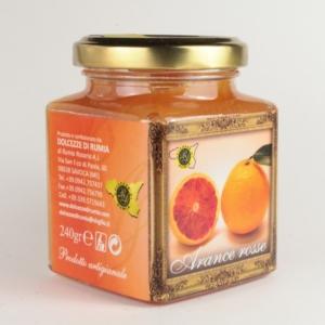 Fruttata di Arance rosse