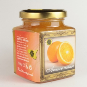 Fruttata di Arance Amare