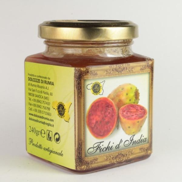 Fruttata di Fichidindia