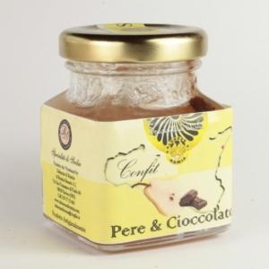 Confit Pere e Cioccolato