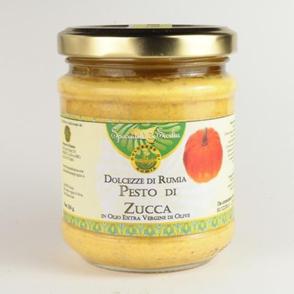 Pesto di Zucca