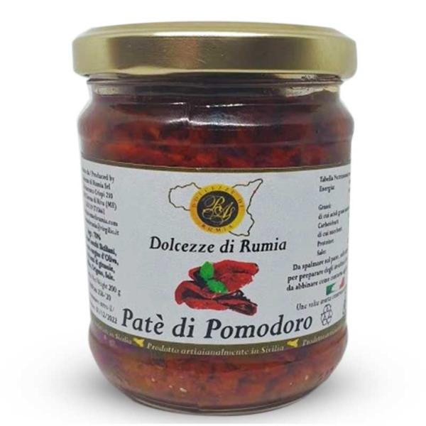 Paté di pomodori secchi Dolcezze di Rumia