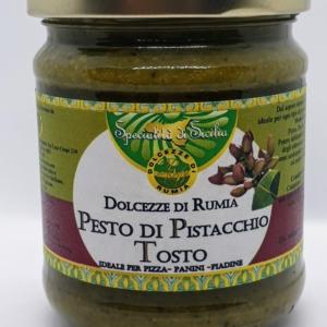 Pesto di Pistacchio Tosto